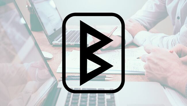 Значение Руны Беркана в работе, бизнесе