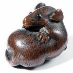 Статуэтка крысы, как символ