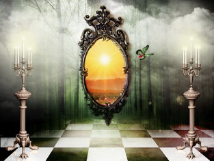 Ритуалы с зеркалом