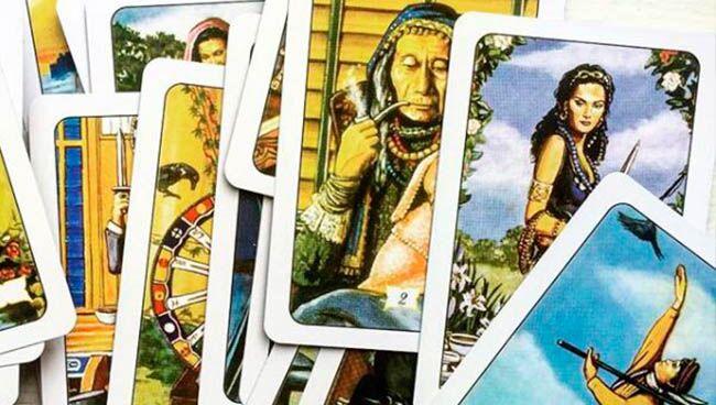 История возникновения карт Таро: цыганская версия