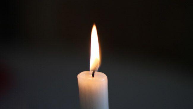 Ритуал с белой свечой