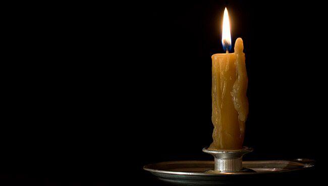 Ритуал со свечой