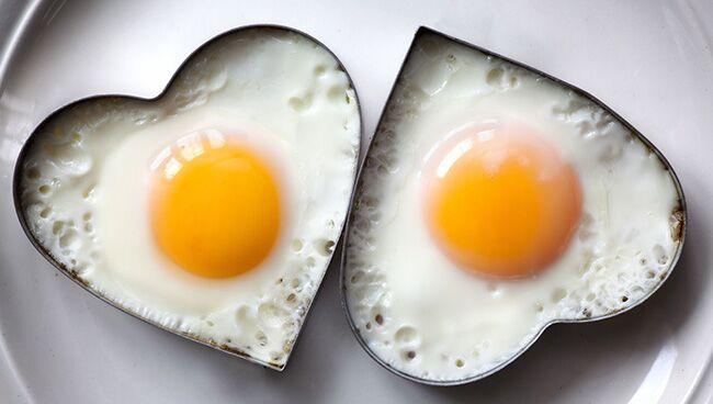 Ритуал с яичницей на примирение с любимым