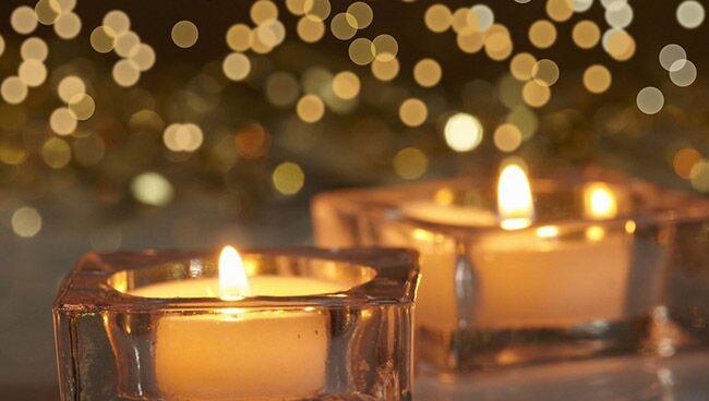 Заговор на булавку со свечой