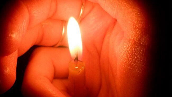 заговор, чтобы похудеть с церковной свечой