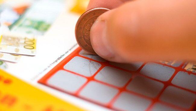 Простой ритуал с лотерейным билетиком и монеткой