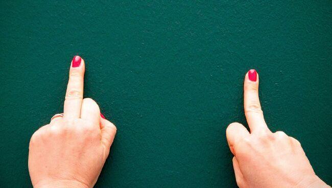 описание среднего пальца в хиромантии