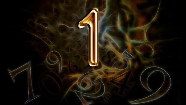 Число судьбы 1 с другими числами