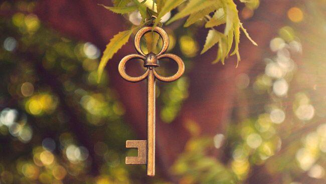 Значение приметы «найти ключ»