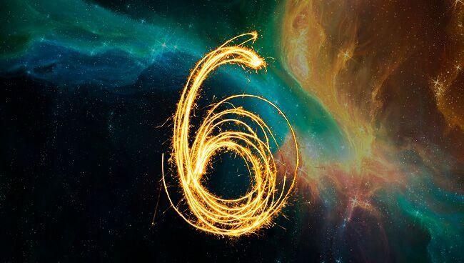 значение числа 6