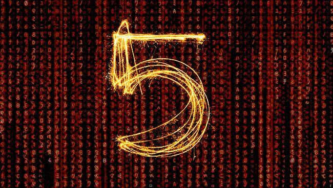 Цифра 5 в нумерологии означает