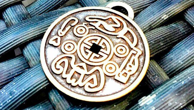 амулет царская монета