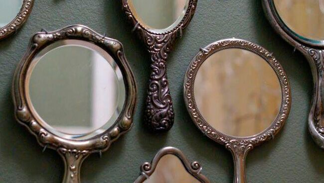 Маленькое зеркальце