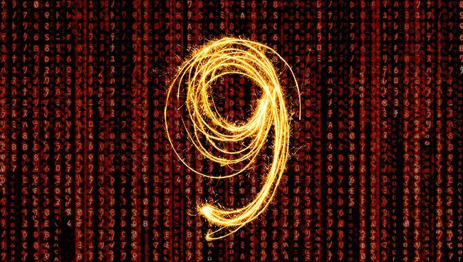 что означает число 9 в нумерологии