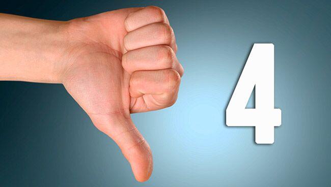 Число 4 в нумерологии по дате рождения