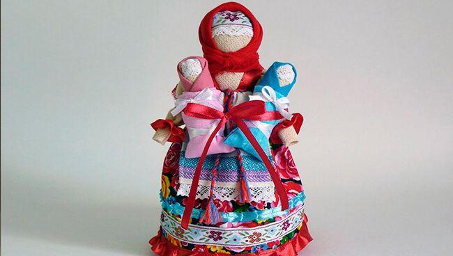 Рожаница - магическая кукла для беременных женщин