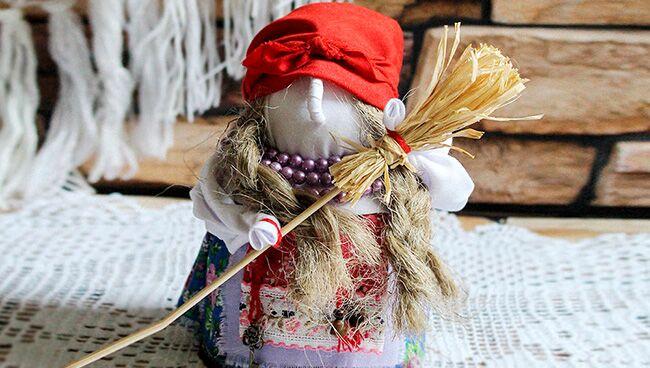Значение куклы-оберега Баба Яга