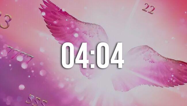04:04 на часах в ангельской нумерологии