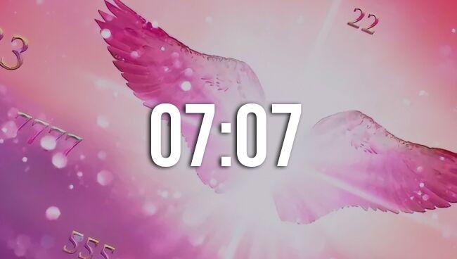 Значение комбинации 07:07 на часах в ангельской нумерологии