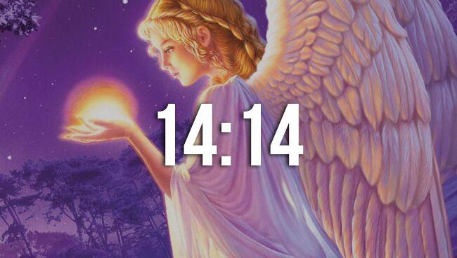 Значение 14:14 на часах по ангельской нумерологии