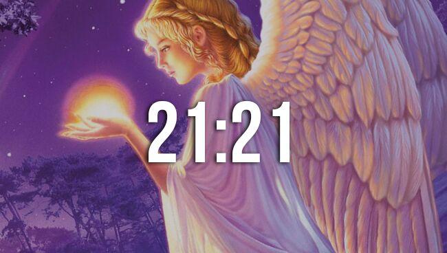 Значение 21:21 на часах в ангельской нумерологии