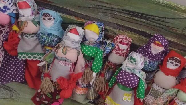Коляда кукла оберег значение