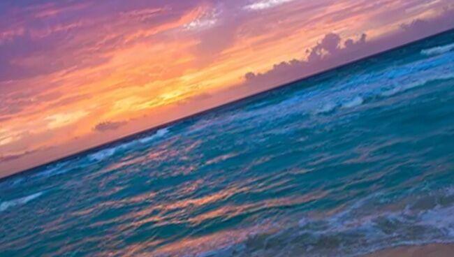 Во сне видеть море спокойное