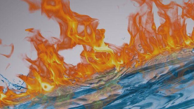Ритуалы очищения талисманов огнем и водой