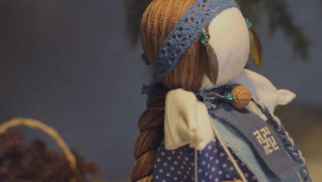 Кукла оберег Доля
