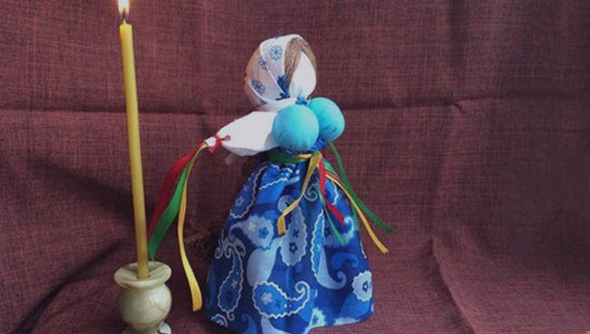 Манилка кукла-оберег, описание