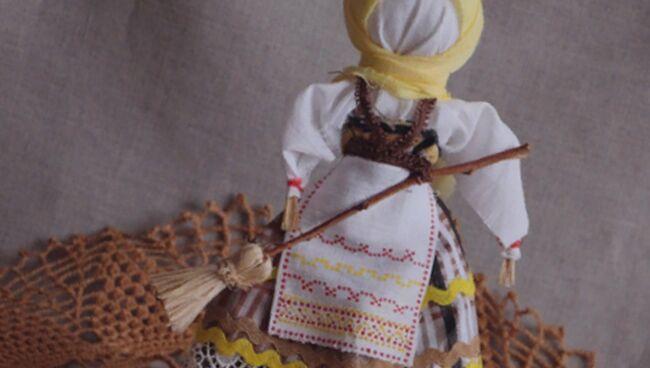 Кукла оберег Очистительница