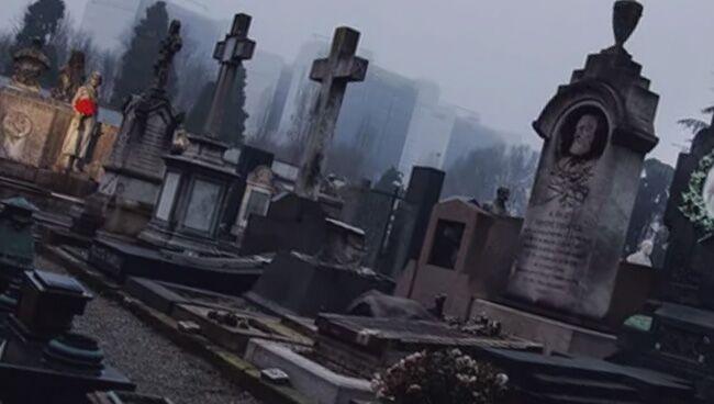Приснилось кладбище, кресты, могилы