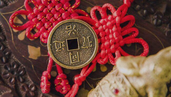 Китайский амулет на деньги