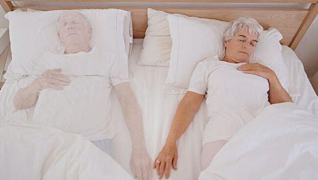 Покойник во сне живой