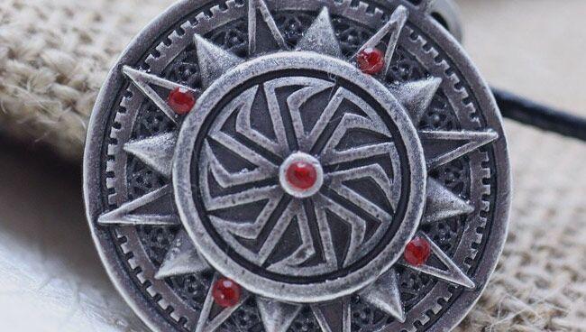 Славянские обереги солнце