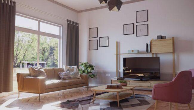 Картины в гостиной по фэншуй
