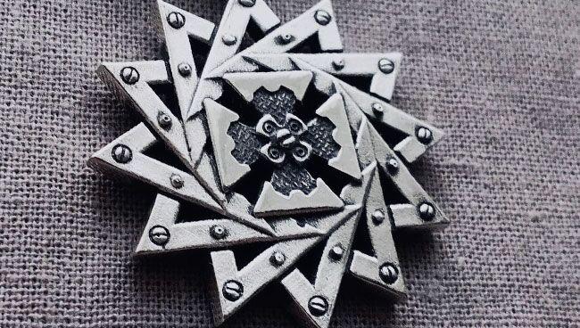 Талисман Звезда Эрцгаммы