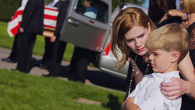 Можно ли маленьким детям ходить на кладбище