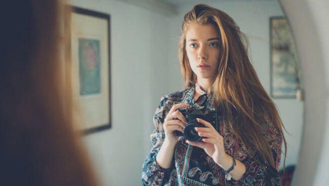 Во сне видеть свое отражение в зеркале