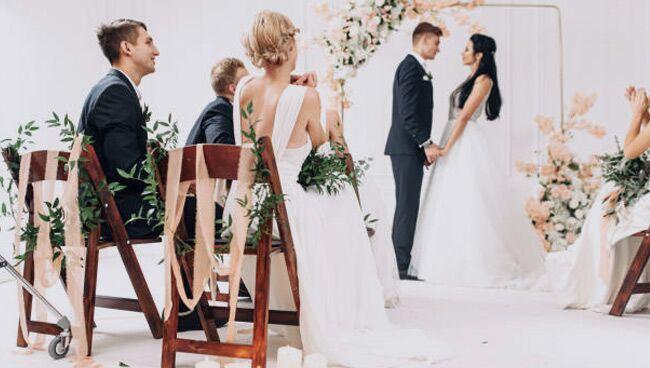 Видеть во сне свадьбу чужую