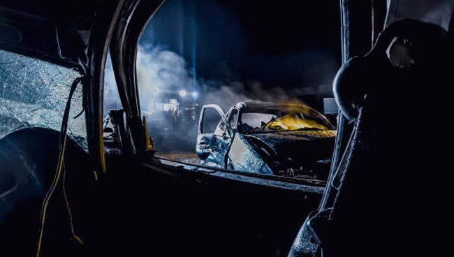 Приснилась авария на машине