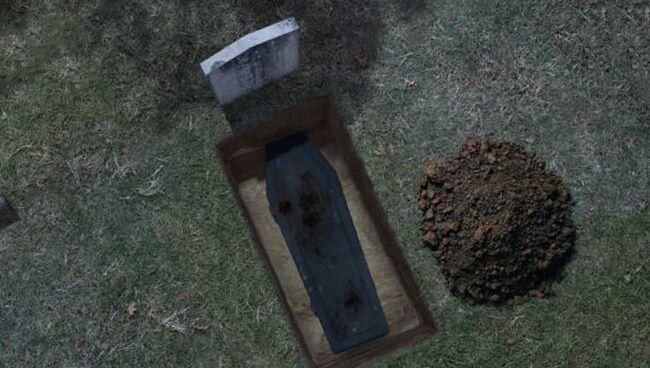 Видеть во сне могилу