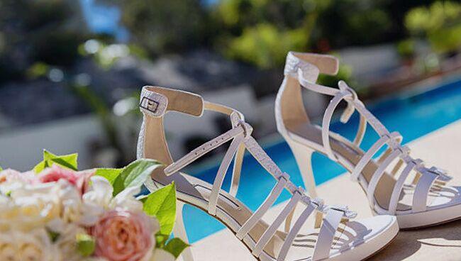 Свадебные приметы для невесты, обувь