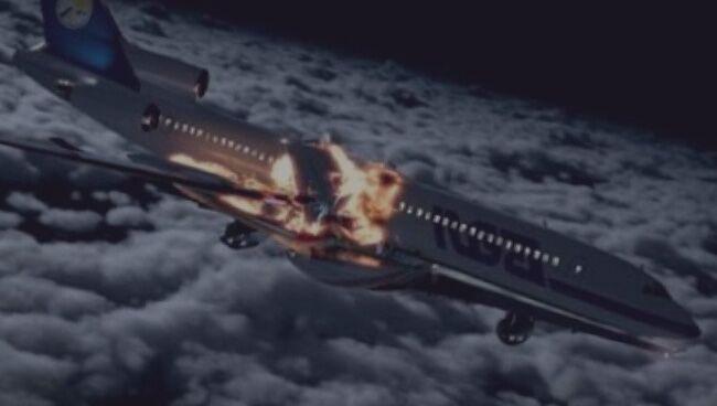 Что означает падающий самолет во сне