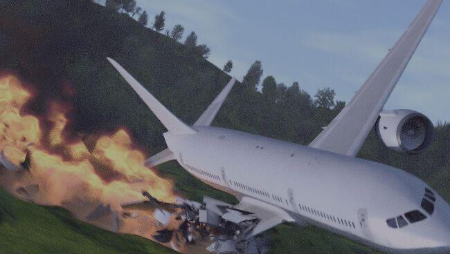 Приснился падающий самолет