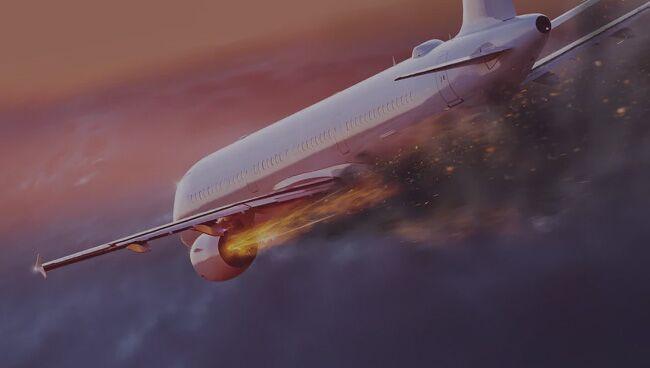 Приснилось что разбился самолет