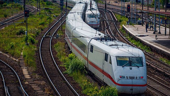 Сон поезд