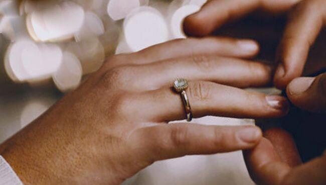 Видеть во сне кольцо на пальце